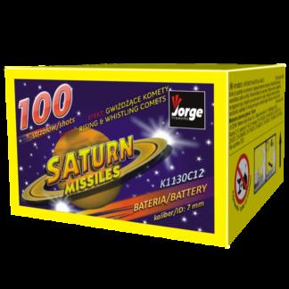 Wyrzutnia SATURN MISSILES 100