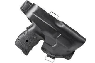 Kabura skórzana do pistoletu PDP Walther